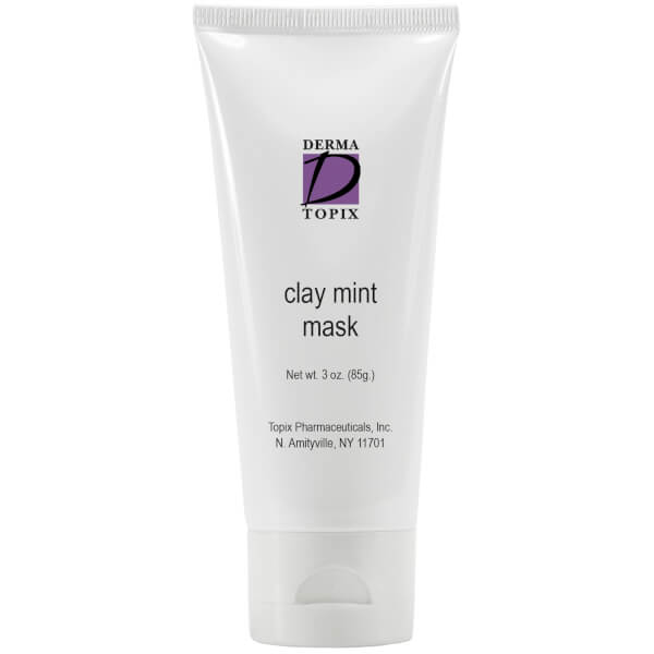 DermaTopix Clay Mint Mask