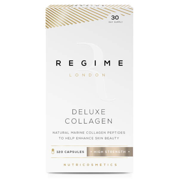 REGIME London Deluxe Collagen - 120 Capsules