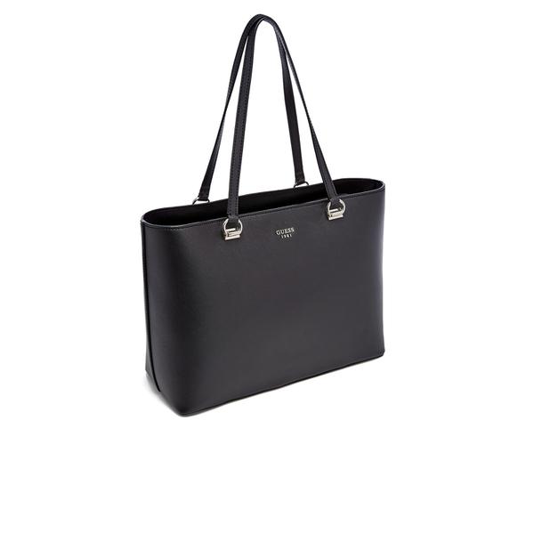 33ca037b80d70 Guess Women s Kizzy Tote Bag - Black  Image 4