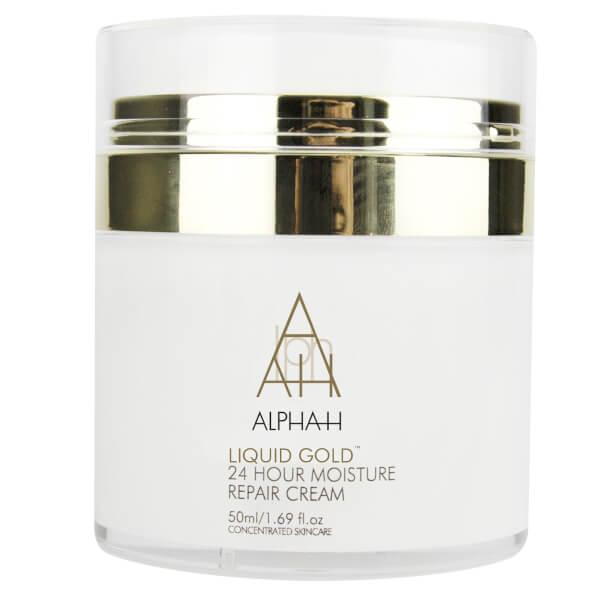Alpha-H Liquid Gold 24 Hour Moisture Repair Cream 50ml