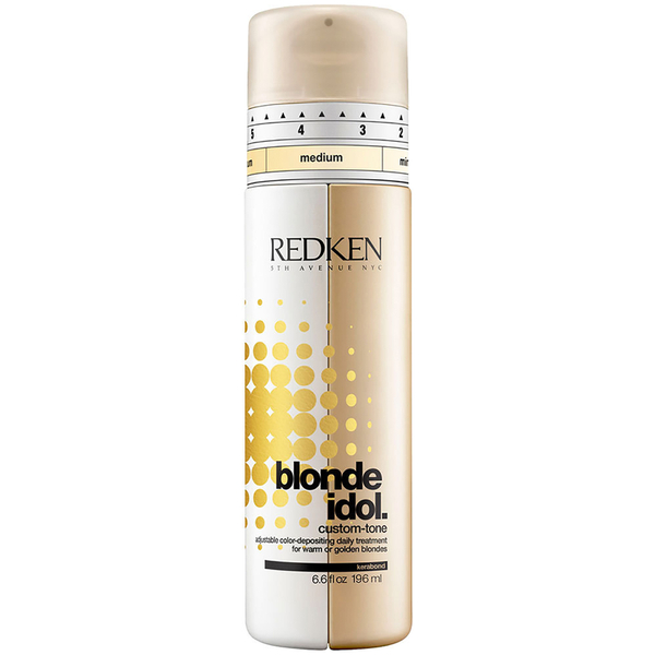 Redken Blonde Idol Custom Tone Gold Conditioner 6.6oz