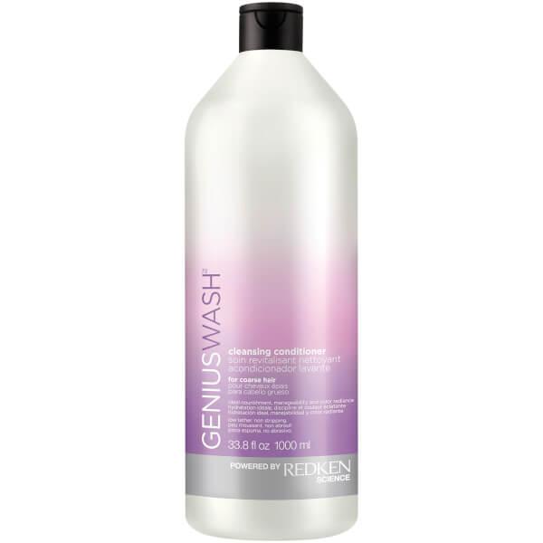 Redken Genius Wash for Coarse Hair 33.8oz