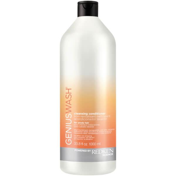 Redken Genius Wash for Unruly Hair 33.8oz