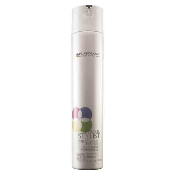 Pureology Color Stylist Strengthening Control Hairspray 11oz