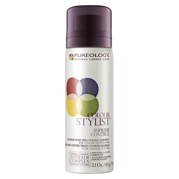 Pureology Colour Stylist Supreme Control Hairspray 2.1oz