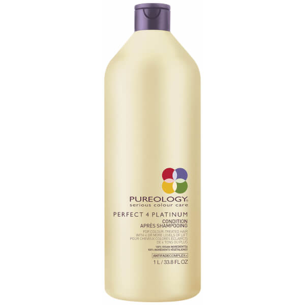 Pureology Perfect 4 Platinum Conditioner 33.8oz