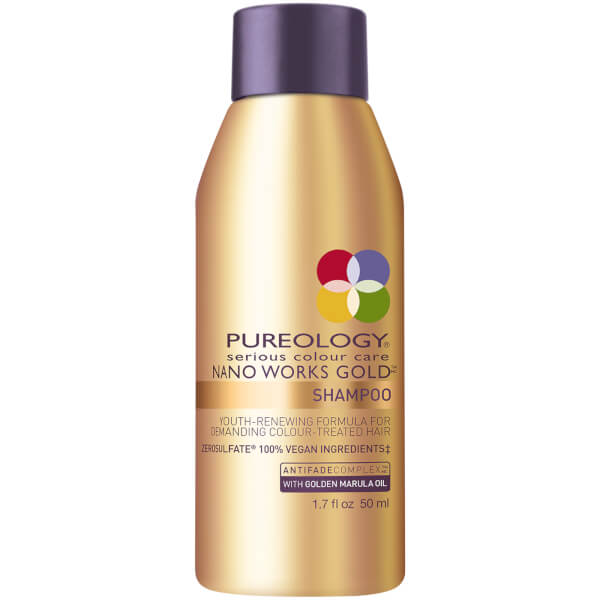 Pureology Nano Works Gold Shampoo 1.7oz