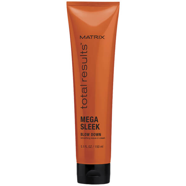 Matrix Total Results Mega Sleek Blow Down Smoothing Leave-In Cream 5.1oz