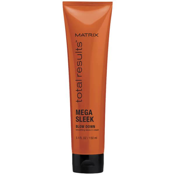 Matrix Total Results Mega Sleek Blow Down Smoothing Leave