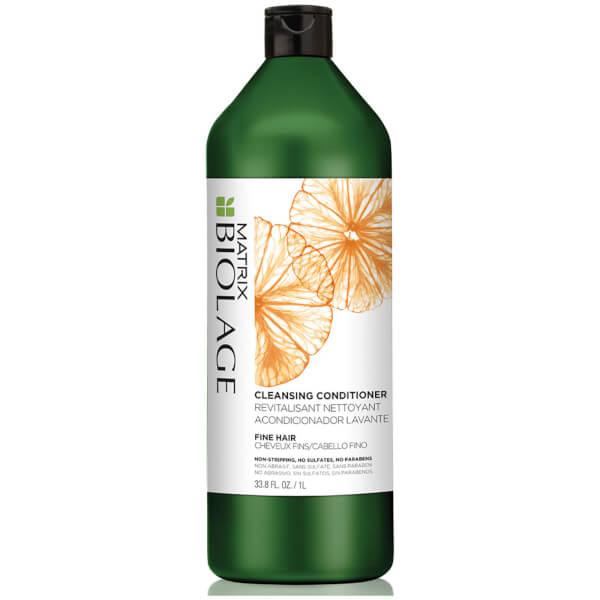 Matrix Biolage Cleansing Conditioner for Fine Hair 33.8oz
