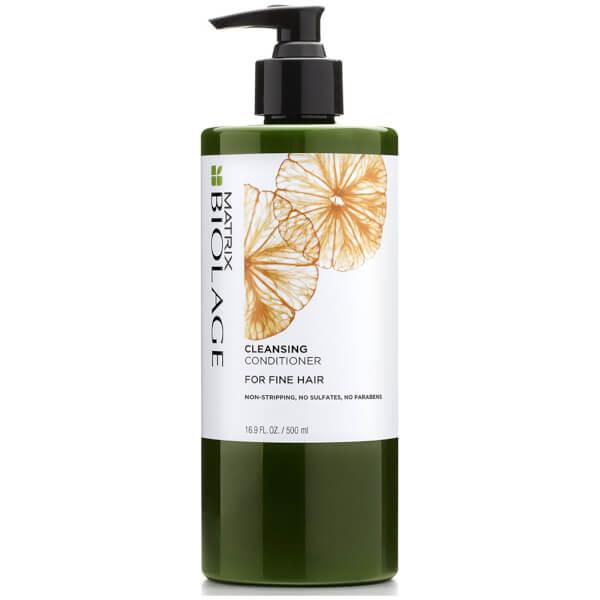 Matrix Biolage Cleansing Conditioner for Fine Hair 16.9oz