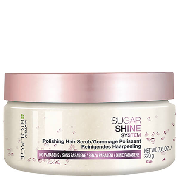 Matrix Biolage Sugar Shine Polishing Hair Scrub 7.6oz
