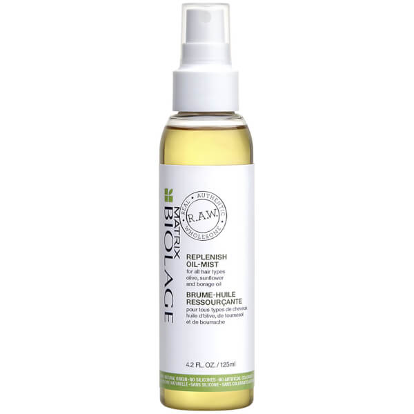 Matrix Biolage R.A.W. Replenish Oil-Mist 4.2oz