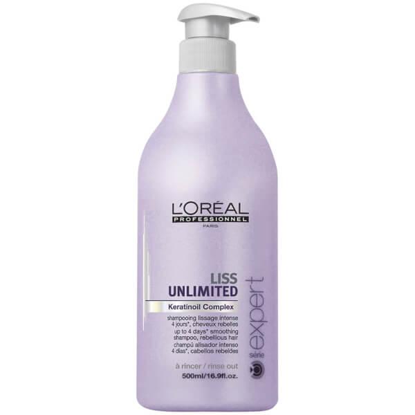 L'Oréal Professionnel Liss Unlimited Shampoo 16.9 fl oz