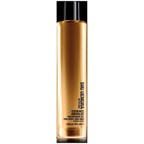 Shu Uemura Art of Hair Essence Absolue Body Nourishing Dry Oil for Skin 3oz