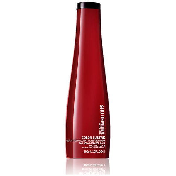 Shu Uemura Art of Hair Color Lustre Sulfate-Free Brilliant Glaze Shampoo 10oz