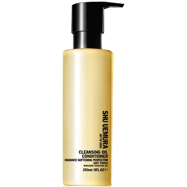 Shu Uemura Art of Hair Cleansing Oil Radiance Softening Perfector Conditioner 8oz
