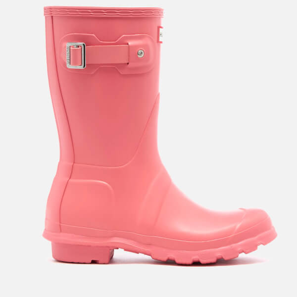 Hunter Women's Original Short Wellies - Pink