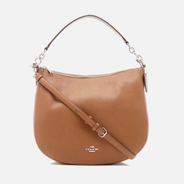 421b402d8 Coach Women's Chelsea 32 Hobo Bag - Saddle: Image 1