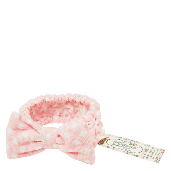 The Vintage Cosmetics Company Dolly Bow Make-Up Headband