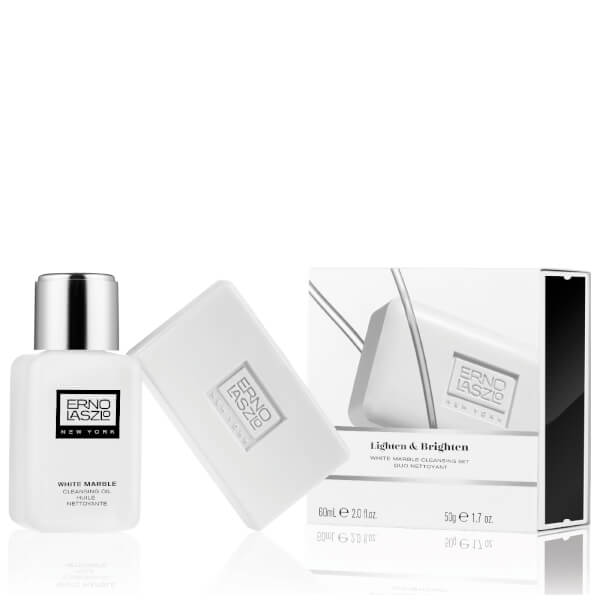 Erno Laszlo White Marble Double Cleanse Travel Set Buy