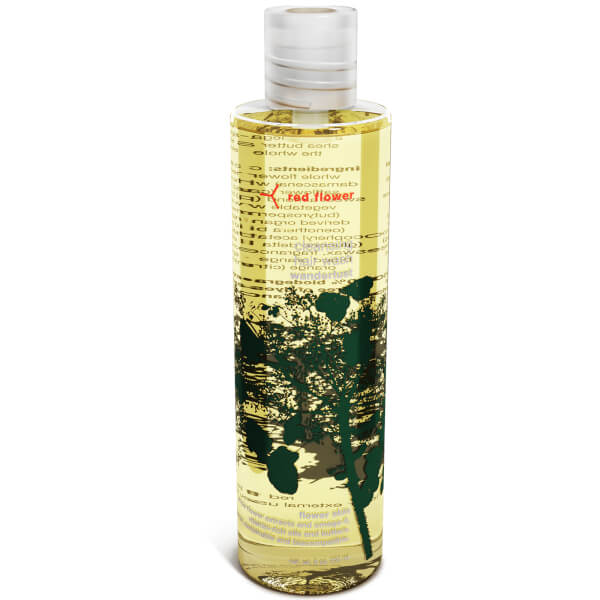 Red Flower Wanderlust Cleansing Hair Wash