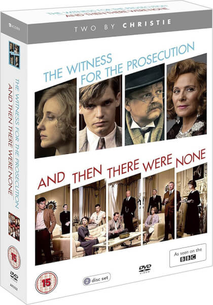 Christie: The Witness for the Prosecution & And Then There Were None