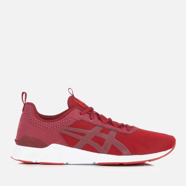 Asics Lifestyle Men's Gel-Lyte Runner Mesh Trainers - Red/Red