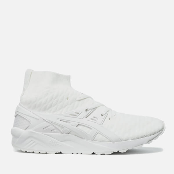 Asics Lifestyle Men's Gel-Kayano Knit MT Trainers - White/White