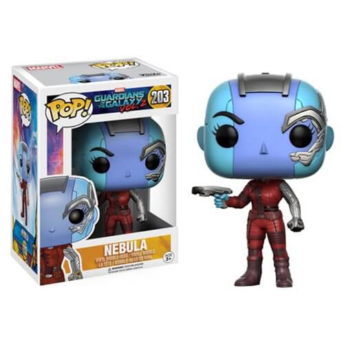 Guardians of the Galaxy Vol. 2 Nebula Pop! Vinyl Figure
