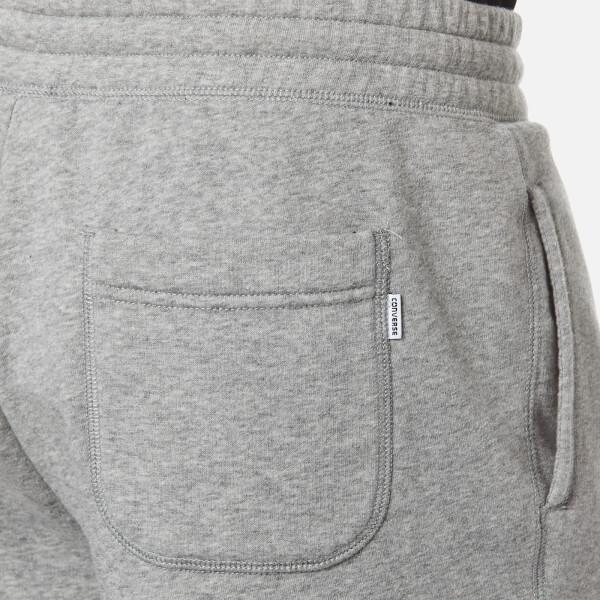 72fd92ca78d2 Converse Men s Core Shorts - Vintage Grey Heather Mens Clothing ...