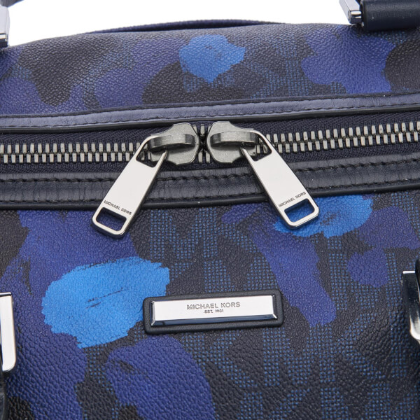 e4d5a1d8707 Michael Kors Men s Jet Set Travel Large Duffle Bag - Midnight  Image 3