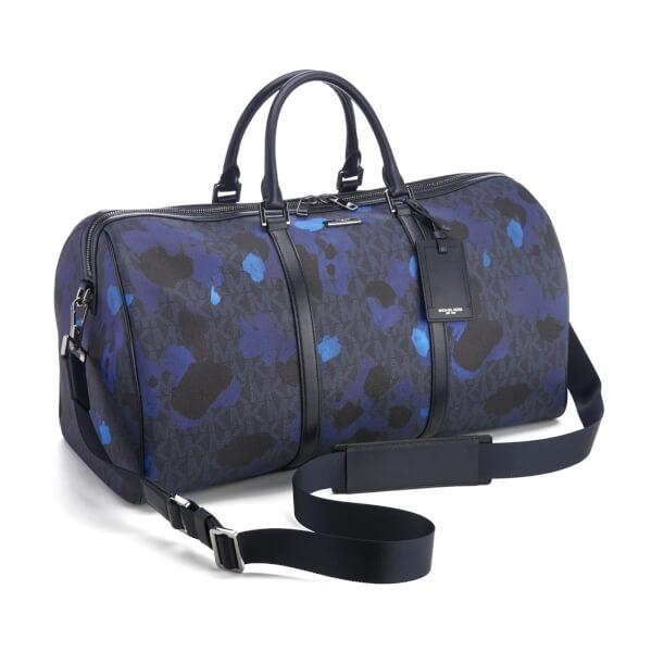 7ab04295d7e7 Michael Kors Men's Jet Set Travel Large Duffle Bag - Midnight: Image 2