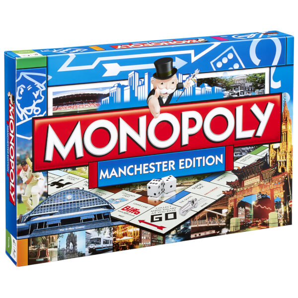 Monopoly - Manchester Edition