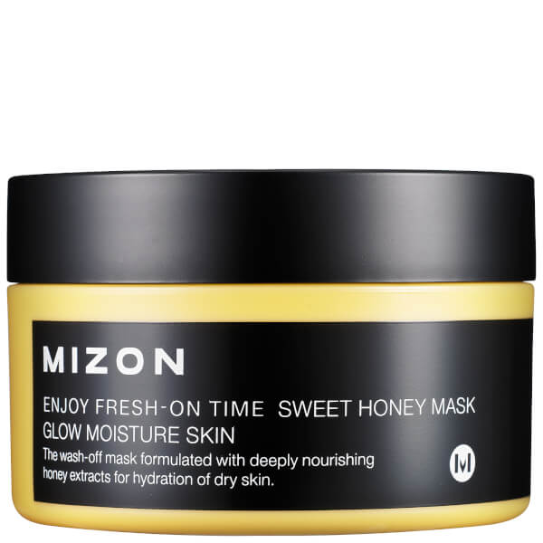 Mizon Enjoy Fresh-On Time Sweet Honey Mask 100ml