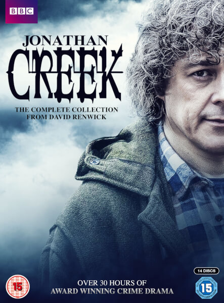 Jonathan Creek - The Complete Collection