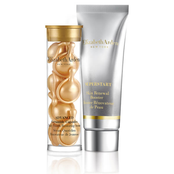 Elizabeth Arden Advanced Ceramide Capsules and Superstart 5ml Sample (Worth 16.60)