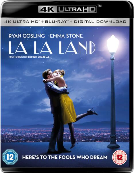 La La Land - 4K Ultra HD