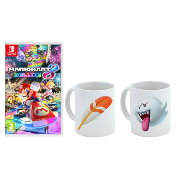 Mario Kart 8 Deluxe + Mugs