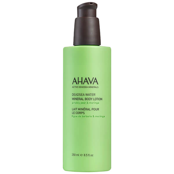 AHAVA Mineral Prickly Pear and Moringa Body Lotion 8.5oz