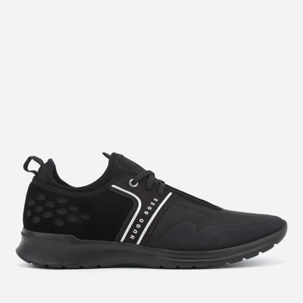 BOSS Green Men's Extreme Runn Trainers - Black