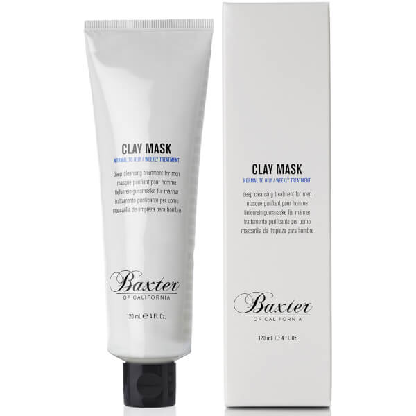 Baxter of California Clay Mask 4oz