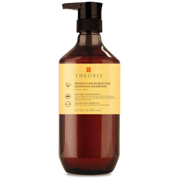Theorie Monoi and Buriti Oil Glossing Shampoo 400 ml