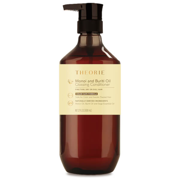 Theorie Monoi and Buriti Oil Glossic Conditioner 800 ml