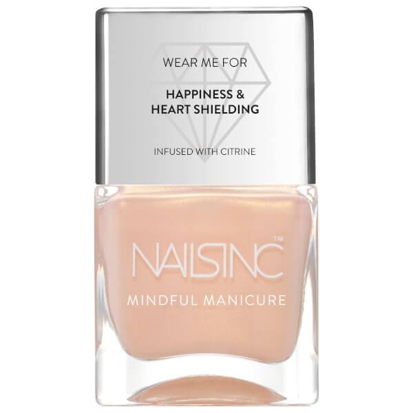 nails inc. The Mindful Manicure Future's Bright Nail Polish 14ml