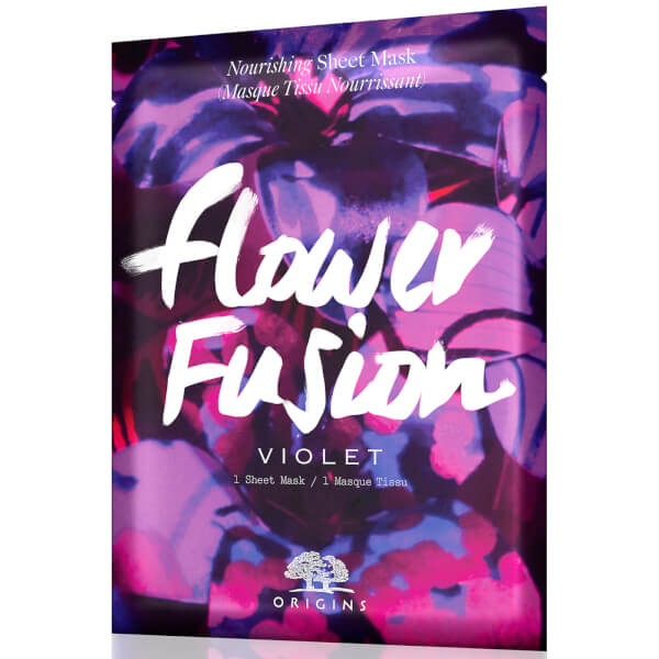 Origins Flower Fusion™ Hydrating Sheet Mask - Violet