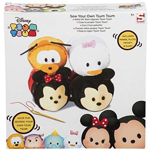 Disney Sew Your Own Tsum Tsum