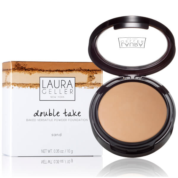 Laura Geller Double Take Baked Versatile Powder Foundation (Various Shades)