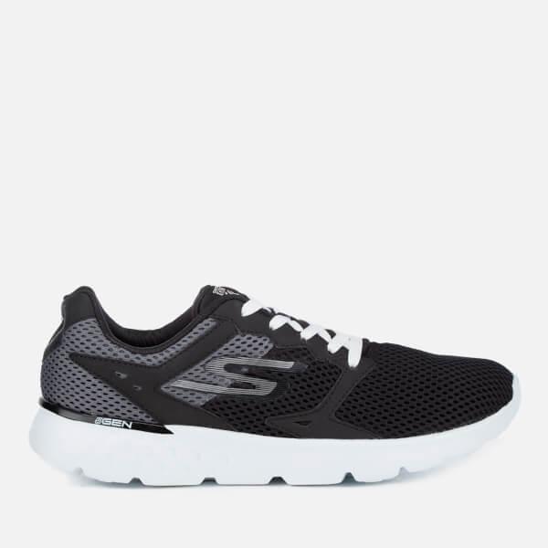 Skechers Men's Go Run 400 Trainers - Black/White