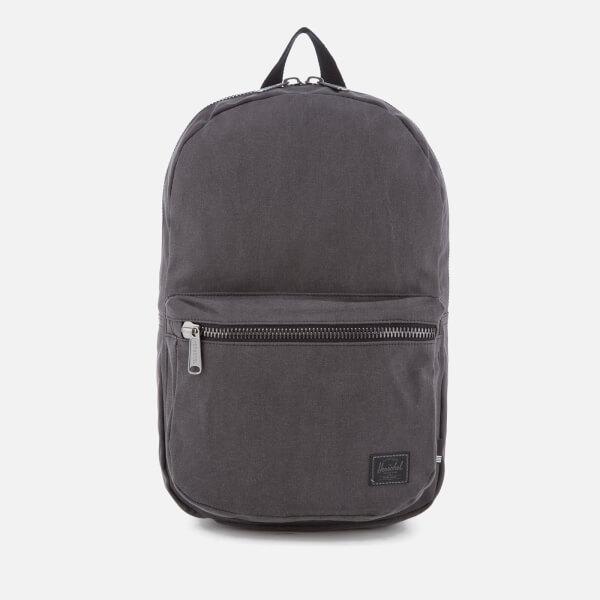 Herschel Supply Co. Lawson Cotton Canvas Backpack - Black